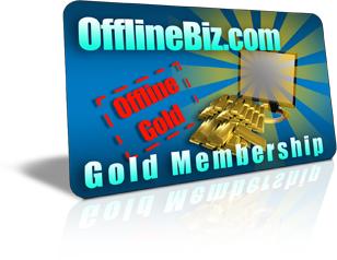 Offlinebiz.com Gold Membership